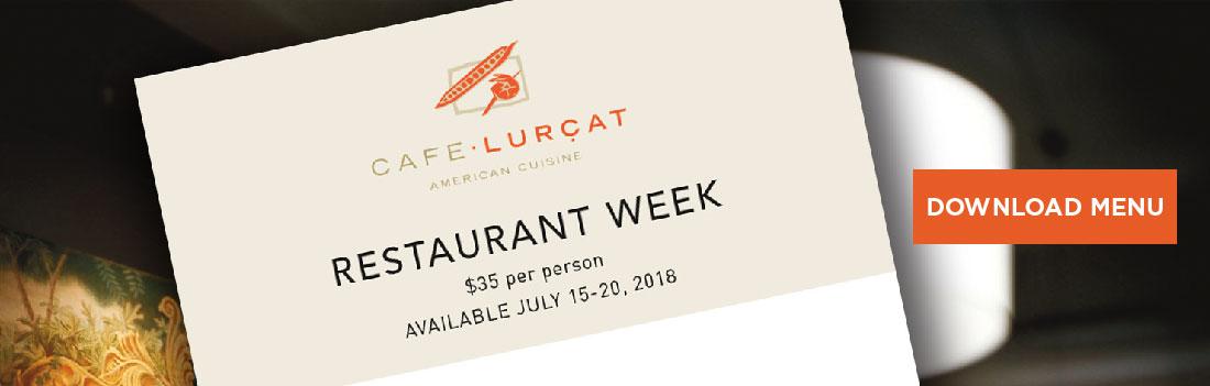 Minnesota Restaurant Week October