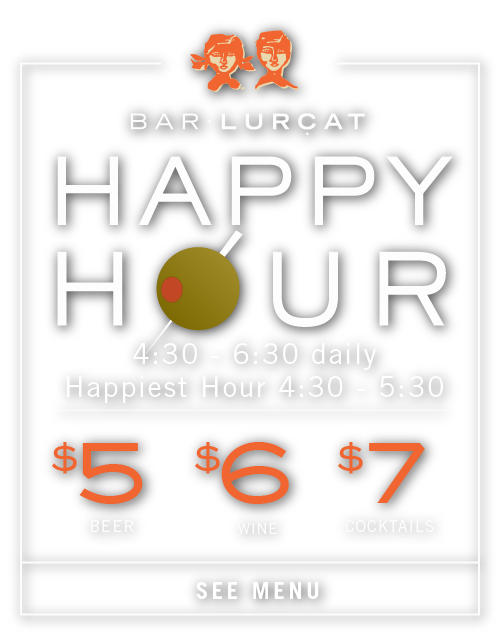 cafe lurcat minneapolis promos happy hour