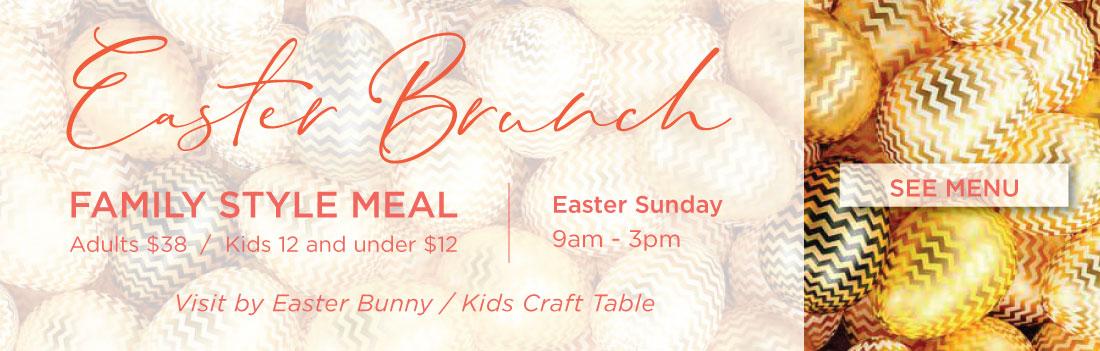 Lurcat Easter Brunch